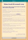 HÍRLEVÉL - Bartók Béla Megyei Művelődési Központ - Page 4