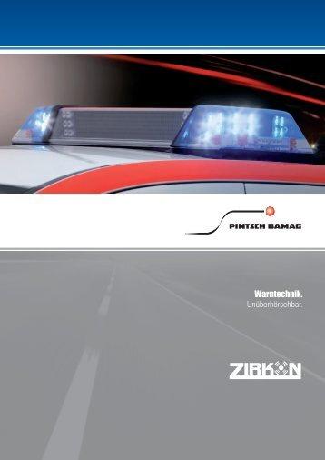 ZIRKON Rettung-Feuerwehr deutsch - Pintsch Bamag