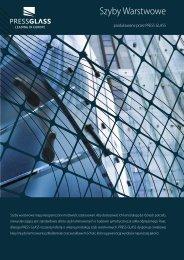 szyby warstwowe ii/2012/pl - PRESS GLASS SA