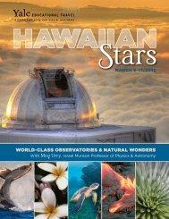 World-class observatories & Natural WoNders - Yale University