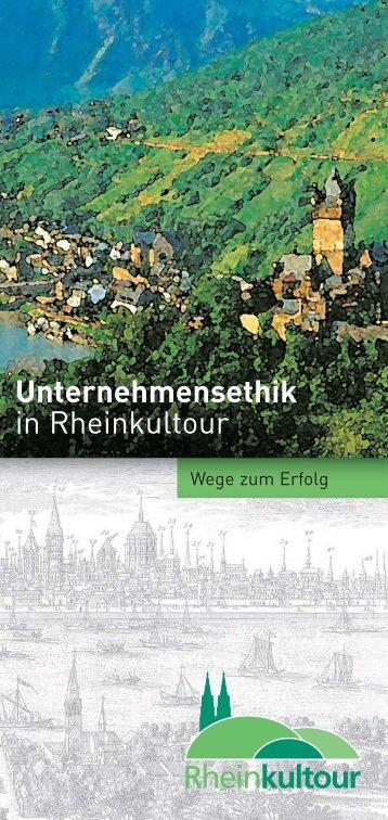 Unternehmensethik in Rheinkultour - Mirko Düssel & Co ...