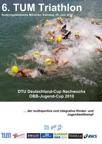 6. TUM Triathlon - Technische Universität München