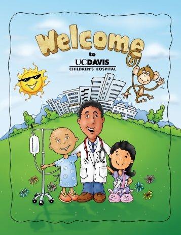 Download the UC Davis Children's Hospital Coloring Book