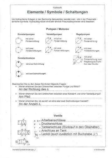 Erfreut Schaltungen Und Symbole Arbeitsblatt Zeitgenössisch - Mathe ...