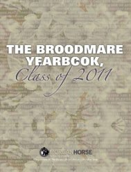 The Broodmare Yearbook