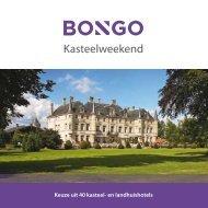 Kasteelweekend - Weekendesk-mail.com