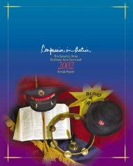 The Salvation Army, an international - The Salvation Army USA ...