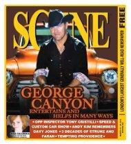 london's largest generally well-read newspaper! - Scene Magazine