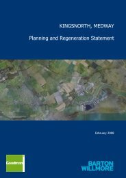 Kingsnorth, Medway Planning and regeneration ... - Medway Council