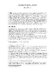 Leonhard Euler et la musique - IREM de Strasbourg