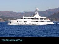 TALISMAN MAITON - Paradise Yacht Charters