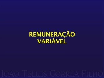 remuneração variável - Cesa