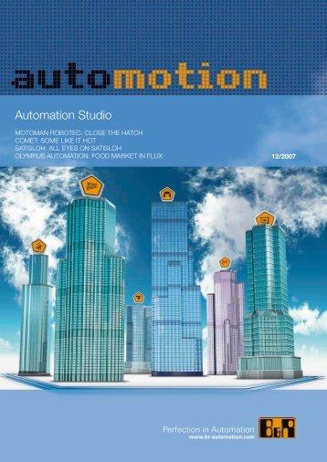 Automation Studio - automotion