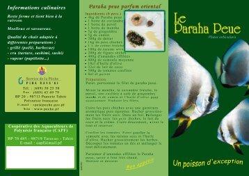 Dépliant sur le Paraha Peue intérieur.psd - Site de la pêche