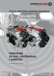 4 cilindra + 6 cilindara 4 cilindra + 6 cilindara - Steyr Motors