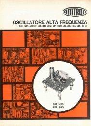 Amtron UK900_905 - Oscillatore alta frequenza.pdf - Italy