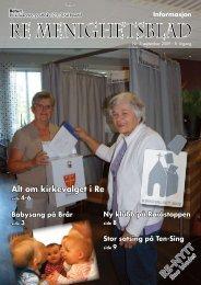 Nr.5 2009 - Re kirkelige fellesråd - Den norske kirke