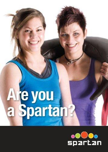 Spartans mission - Spartan Hälsoverkstad Blogg.