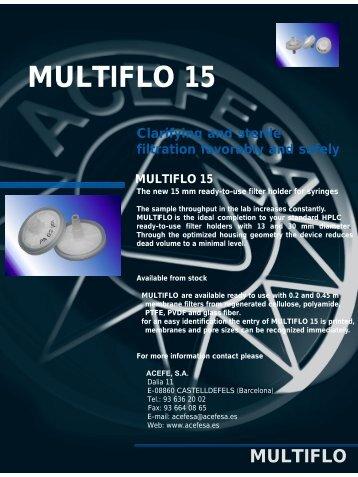 Dok. UNIFLO 25 englisch - Acefesa.es