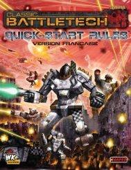 Version Francaise - BattleTech