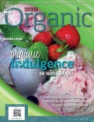 Organic Indulgence - CCOF