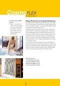 CosmoFLEX HT -  BAMAT Inspiration - Seite 2
