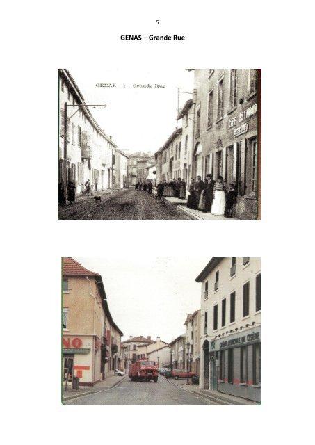 Calendrier Virtuel.4genas Grande Rue