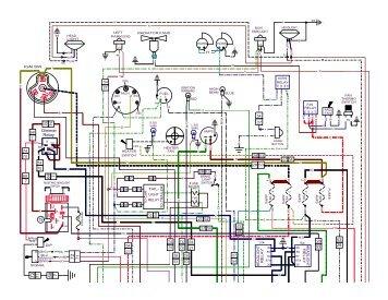 Wiring diagram - Era Replica Automobiles