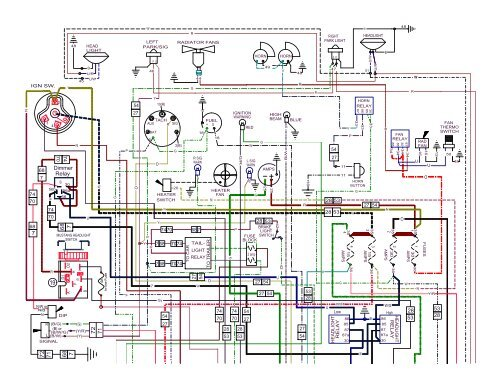 Wiring       diagram        Era    Replica Automobiles