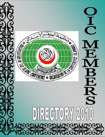 Task Force for Promotion, Awareness and Investor Education ... - OIC