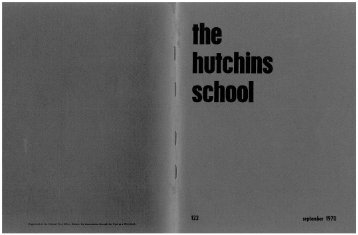 1970 September.pdf - What's On at Hutchins...