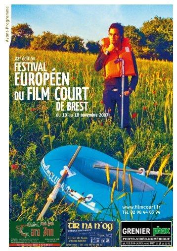 magazine_Filmcourt_2007 - Festival européen du film court de Brest