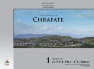 Objectifs de la charte architecturale - Al Omrane Chrafate
