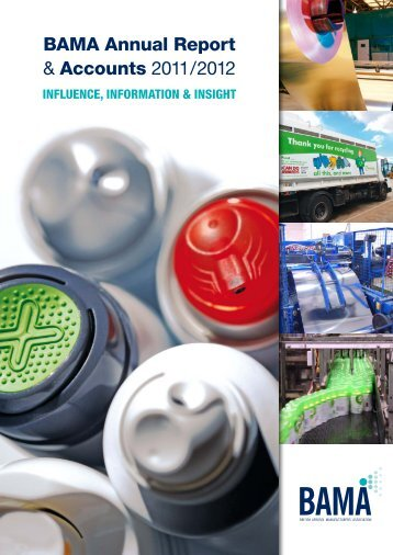 2011/ 2012 BAMA Annual Report - British Aerosol Manufacturers ...