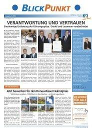 Blickpunkt 5 / 2013 (PDF, 794 KB) - Raiffeisen-Volksbank Ries eG