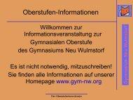 hier (als pdf-Datei) - Gymnasium Neu Wulmstorf