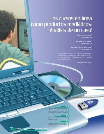 Artículo - Revista Tecnología y Comunicación Educativas