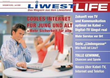 COOLES INTERNET FÜR JUNG UND ALT COOLES ... - Liwest