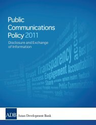 Public Communications Policy - Accountability Counsel