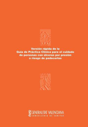 Guía de Práctica Clínica para el cuidado de personas con úlceras ...