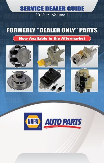 Download PDF - Dorman Products