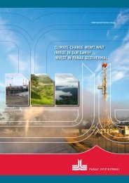 InDonesIa - Panax Geothermal