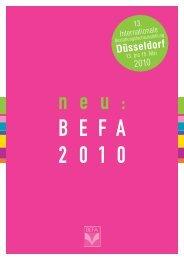 Neu - Befa 2010