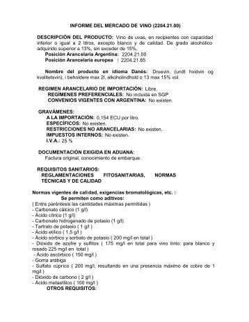 INFORME VINO 2007.pdf - Wines Of Argentina