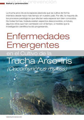 Enfermedades emergentes en el cultivo de la Trucha ... - Skretting