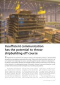 Insufficient communication in shipbuilding - Prostep AG - Page 2