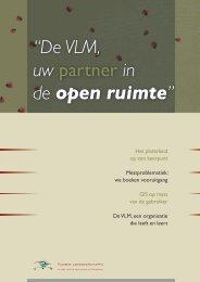 Jaaroverzicht van de VLM - 2004 - Vlaamse Landmaatschappij
