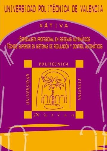 xativa - Universidad Politécnica de Valencia