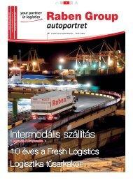 2012 - Raben Logistics Polska