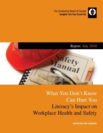 Literacy's Impact on Workplace Health and Safety - ABC Life ...